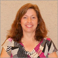 Sandy Schutte - Family Support Services Coordinator